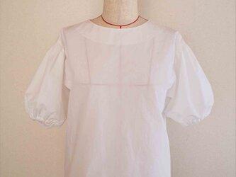 Marie -white blouse-の画像