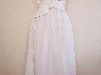 Marie -white skirt-の画像