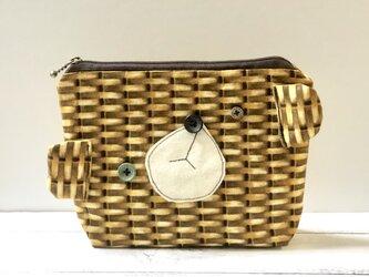 新作▽  Basket bear porchの画像