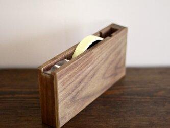 くるみの木のテープカッターの画像