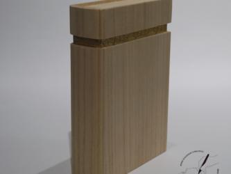 桐の本型収納Ⅰの画像