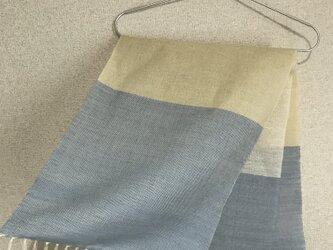 手織りストール SP19の画像