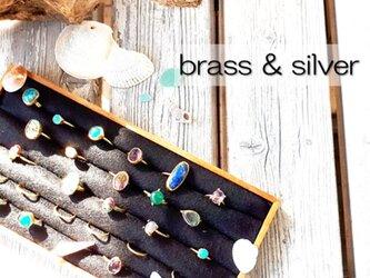 brass / silver925 製品についての画像