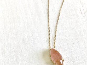 meteor P necklaceの画像