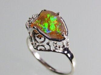オパール リング * Opal Ring llllの画像