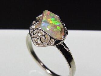 オパール リング * Opal Ring Vlの画像