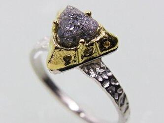 ダイヤモンド 18k Diamond Ring △llの画像