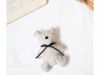 sleepy bear small.の画像