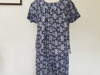浴衣リメイク パジャマの画像