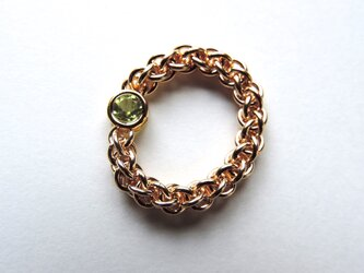 『 Pleasant day ( inner ) 』Ring by K14GFの画像