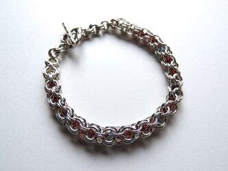 『 Intention ( true heart ) 』Bracelet by SV925の画像
