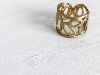 oval ringの画像
