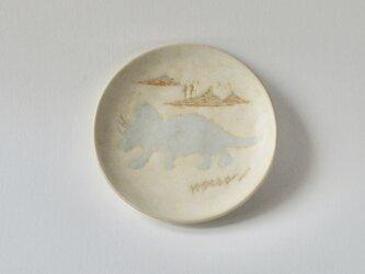小皿[ トリケラトプス ]の画像