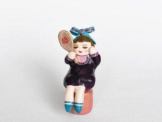 飽きることのない人形の画像