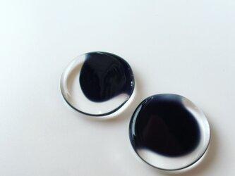 Yさまご注文分:tiny black buttonの画像
