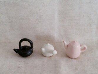 お茶の時間の画像