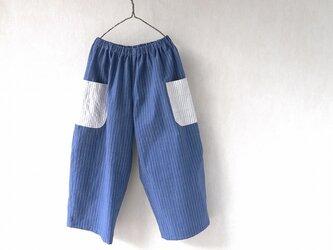 江南春色~上海木綿のころんとパンツの画像