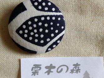 藍シリーズ缶ブローチ~2~の画像