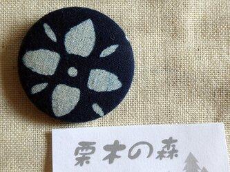 藍シリーズ缶ブローチ~3~の画像