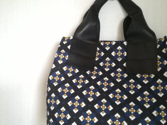 cotton tote bag(b)の画像