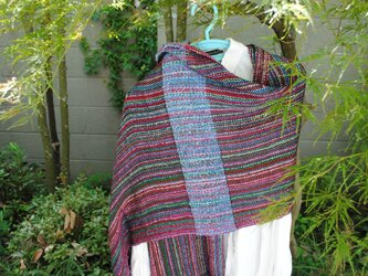 手織シルクストールCの画像