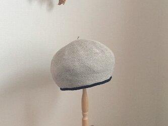 【受注製作】 // 丸い帽子・the ballの画像