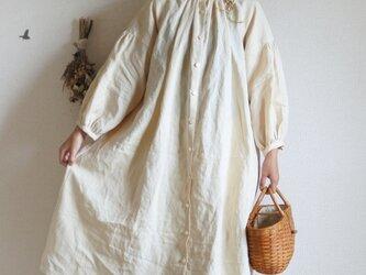 antico * cinnamon_dress  クリームの画像