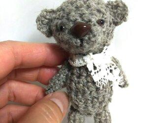 コアラみたいなクマさんの画像