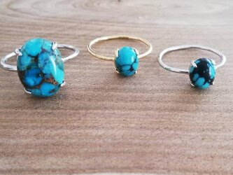 turquoise ringの画像