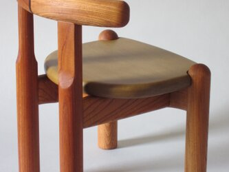 子供椅子■NAGY 09-OKO■ W282xD275xH350(SH210)の画像