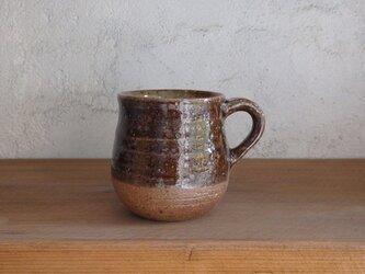 石土コーヒーカップ・アメの画像