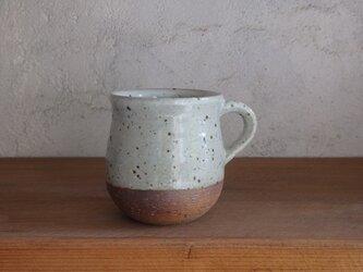 石土コーヒーカップ・ヌカの画像