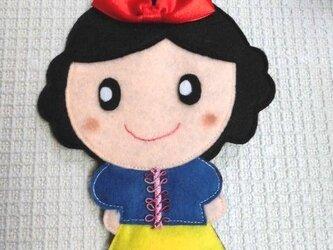 白雪姫のオーナメント♪の画像
