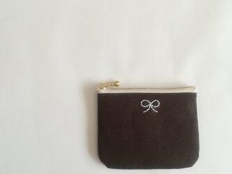 square coin-purseの画像