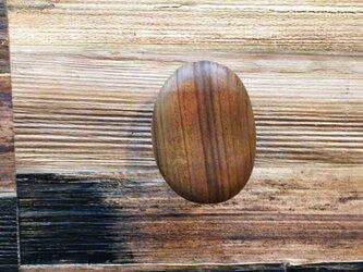 木製コートハンガー/1個/コーヒー豆型 HS-CM オーク/チェリー/オールナット/チーク リフォーム お家カフェ空間にの画像