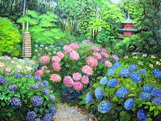 花の寺の画像
