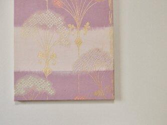 帯deco 紫陽花の画像