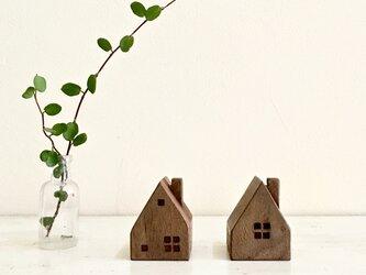 小さな木の家 ーヨーロッパの民家39ーの画像