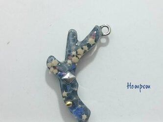 【送料無料】19n005・深海のサンゴネックレス ホムポムの画像