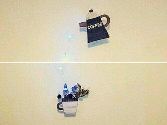 pot & cup の壁飾りの画像