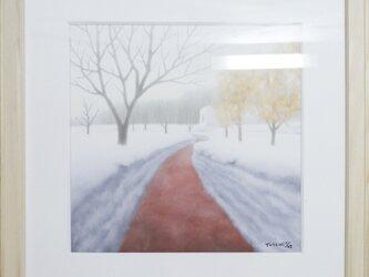 CG版画「小道」の画像