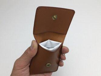 携帯灰皿 Brownの画像
