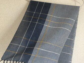 手織りストール SP21の画像