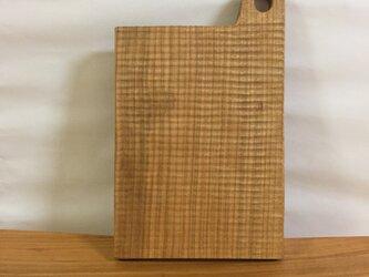 自由な形のカッティングボード <山桜>の画像