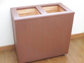 ⭕新作⭕ 分別ごみ箱 A型 /ELA21c [注文制作]の画像
