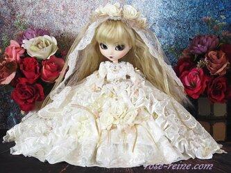 ローズレーヌ孤高のウエディングドレス エリザベート王妃の華麗に煌めくシンフォニーの画像