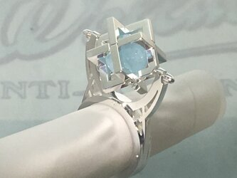Sphere in The Cube Spinning Ring <order production 7days>の画像