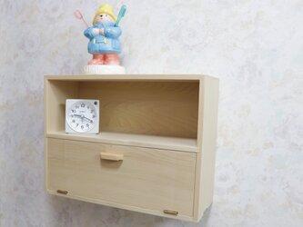 ⭕新作⭕  「青森ひば」壁掛けラック A型  /XIA8 [注文制作]の画像