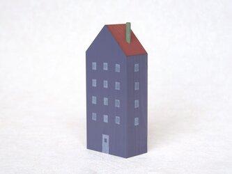 ハウスオルゴール(ラベンダー)の画像