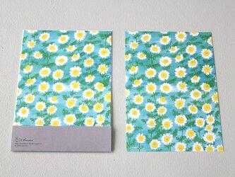 便箋15枚セット カモミールの画像